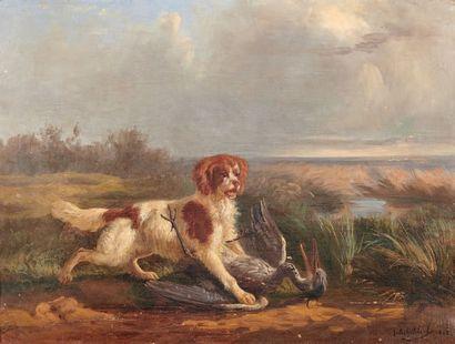 Jules Bertrand GELIBERT (1834-1916)