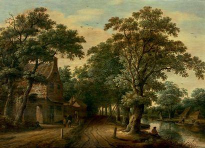 Roejof Jansz Van VRIES (1630/1-après 1681)