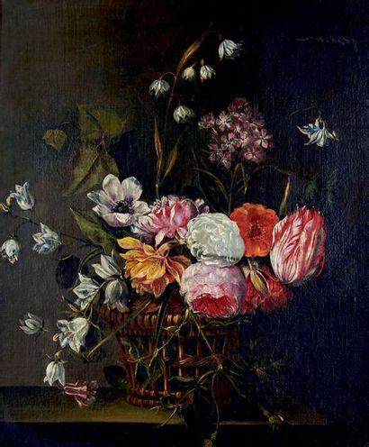 Attribué à Jean-Baptiste MONNOYER (1636-1699)