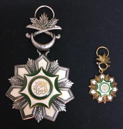 Arabie Saoudite - Ordre du roi Fayçal, fondé...