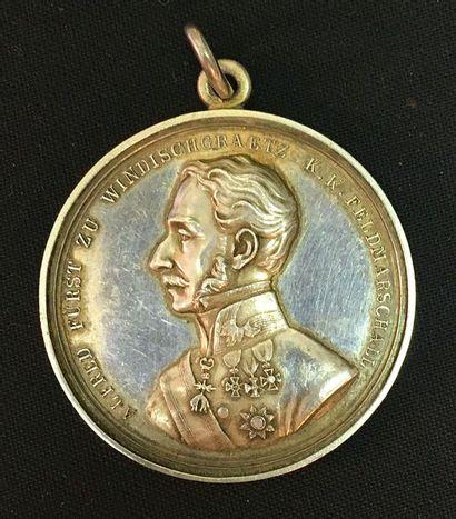 Autriche - Médaille commémorative de l'insurrection...