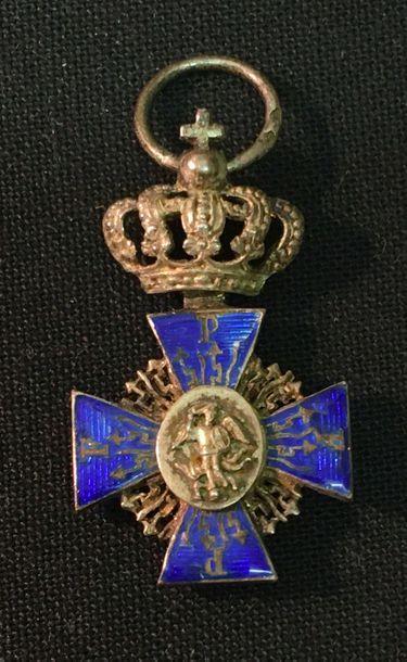 Allemagne, royaume de Bavière - Ordre du...