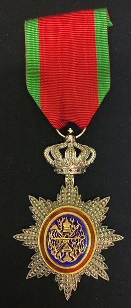 Cambodge - Ordre royal du Cambodge, étoile...