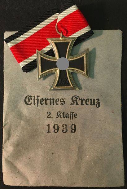 Allemagne - Croix de fer 1939, IIe classe...