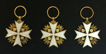 Allemagne - Ordre de l'Aigle allemand, fondé...