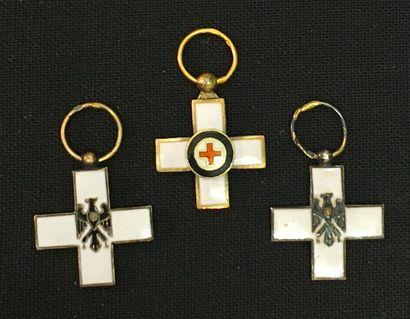 Allemagne - Insigne d'honneur de la Croix-...
