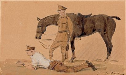 PIERRE OLIVIER DUBAUT (1886-1968)