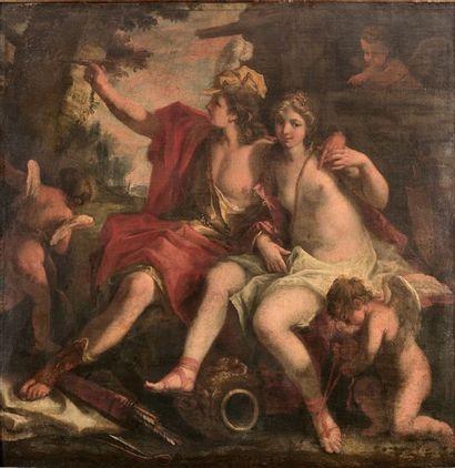 ATTRIBUÉ À SEBASTIANO RICCI (1659-1734)