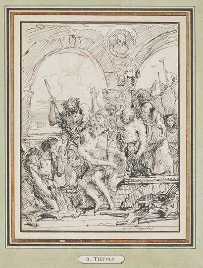 Giandomenico Tiepolo (1727-1804)