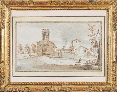 École ITALIENNE de la fin du XVIIe siècle