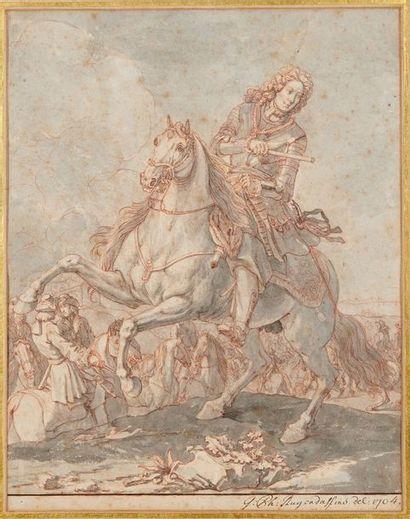 GEORGES PHILIPPE RUGENDAS (1666-1742)