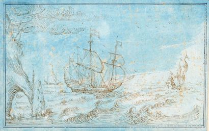 Attribué à Cornelis Claesz VAN WIERINGEN (1580-1633)