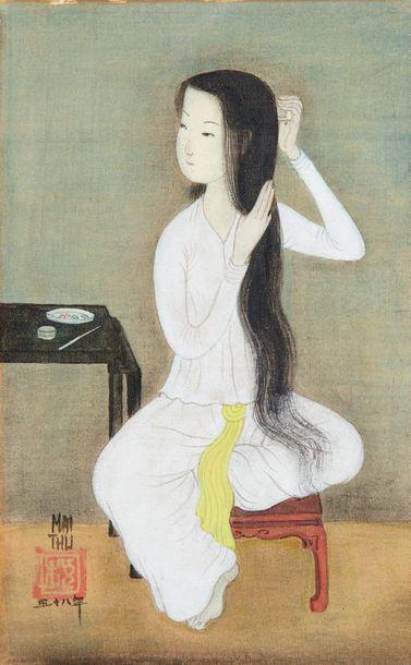 MAI-THU (1906-1980)
