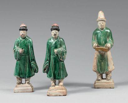 CHINE - Epoque MING (1368-1644)