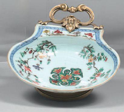 CHINE, Compagnie des Indes<br/>Époque Kangxi (1662-1722)
