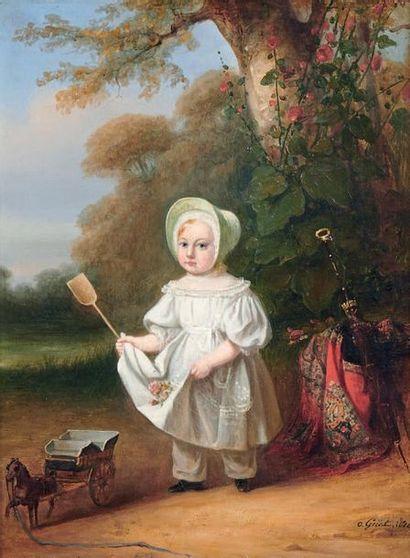 Charlemagne-Oscar GUET (1801-1871)