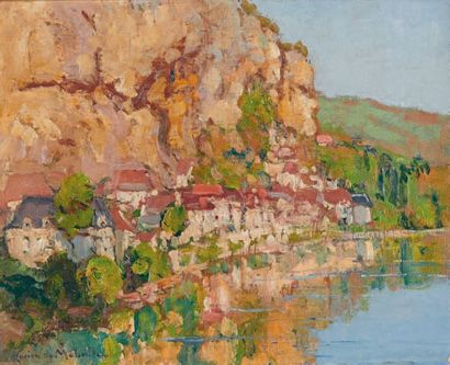 Lucien de MALLEVILLE (1881-1964)