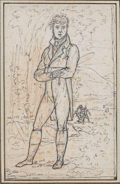Attribué à Jean-Henry MARLET (1771-1847)