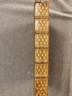 RELIURE AUX ARMES DU CARDINAL DE RICHELIEU. - [SIRMOND (Jean)] The Man of the Pope...