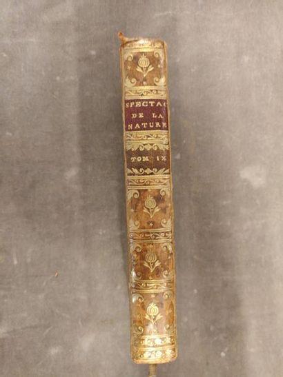HISTOIRE NATURELLE ET JARDINAGE. XVIIIe-XIXe siècles Ensemble de 20 volumes de formats...