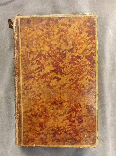 ILLUSTRÉS. XVIIIe siècle Ensemble de 12 volumes in-8 et in-12, reliés. BOILEAU (Nicolas)....