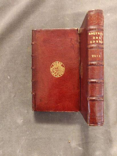 LITTÉRATURE et divers. XVIIe-XVIIIe siècles