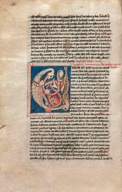 PRISCIEN. [Institutionum grammaticarum libri]...