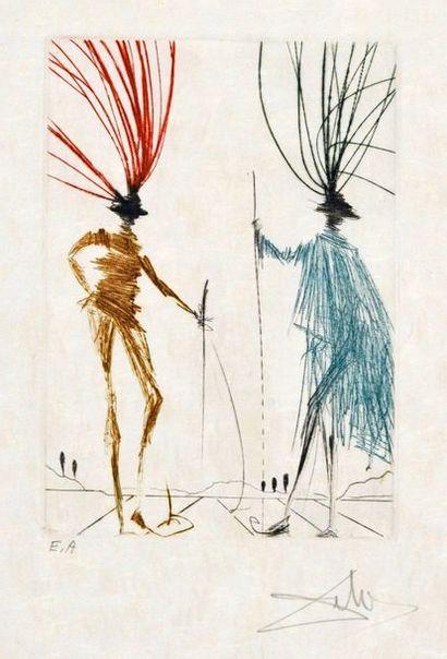 Salvador DALI / William SHAKESPEARE