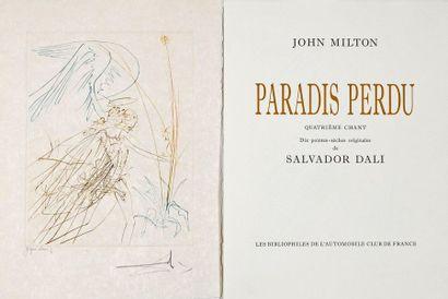 Salvador DALI / John MILTON