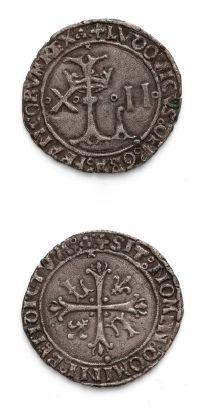 Dizain ludovicus. Lyon. D. 676. TTB à su...