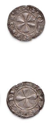 AUVERGNE: Evêché du Puy Denier anonyme. XIIe...