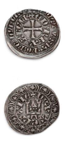 AQUITAINE Edouard III (1327-1362) Gros au...