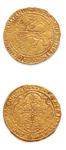 Edouard IV, le « Prince noir » (1362-1372)...
