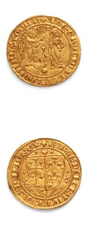 PROVENCE Charles Ier d'Anjou (1245-1285)...