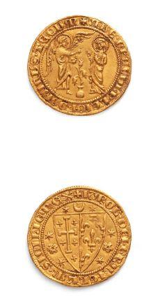 Charles II d'Anjou (1285-1309) Salut d'or....
