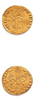 Florin d'or. Avignon. D. 1782. Fr. 27. T...