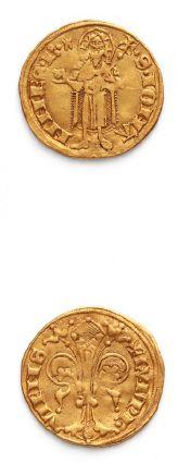 Florin d'or. D. 2431. TTB.