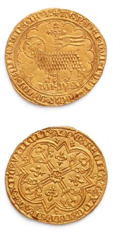 BRABANT: Jeanne et Wenceslas (1355-1383)...