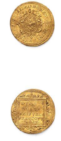 ALLEMAGNE Frankfort Ducat or. 1633. Fr. 972....