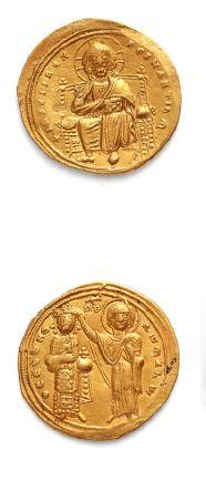 ROMAIN III (1028-1034) Histaménon nomisma....
