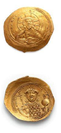 CONSTANTIN IX (1042-1055) Histaménon nomisma....