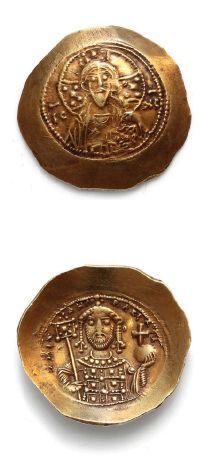 MICHEL VII Ducas (1071-1078) Histaménom nomisma...