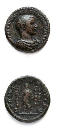 Moyen bronze: 8 exemplaires. Geta (2 ex....