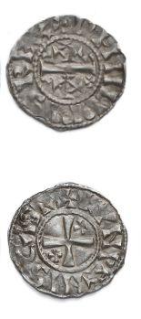 PHILIPPE Ier (1060-1108) Denier de Château...