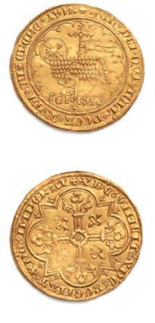 JEAN II, le Bon (1350-1364) Mouton d'or....