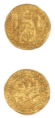 Royal d'or. 3,50 g. D. 293A. TTB à super...