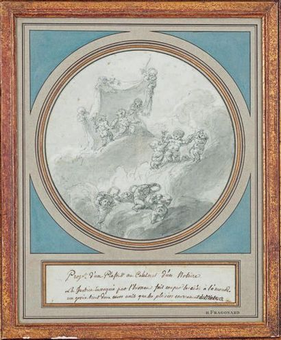 École FRANÇAISE de la seconde moitié du XVIIIe siècle