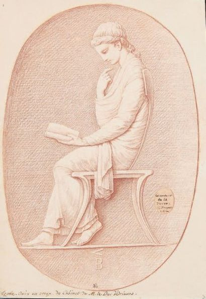 Alexandre-Denis de NYERT (1710 - Paris, 1744)