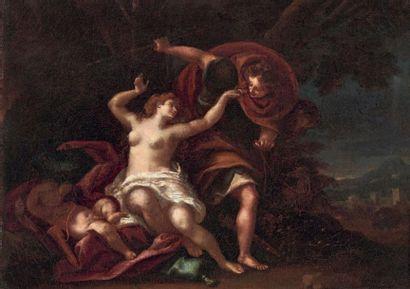Entourage de Michel ROCCA (1670-75-1721)