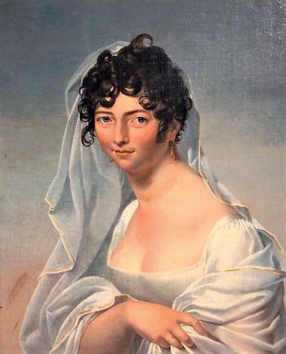 Entourage du Baron GERARD (1770-1837)